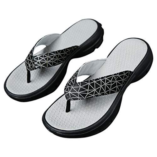 Hombre Male Student Pantuflas Beach Flop 42 Tamaño Sandalias De Personality Shoes Y De Flip Chanclas Verano HUYP Et6Hqwx