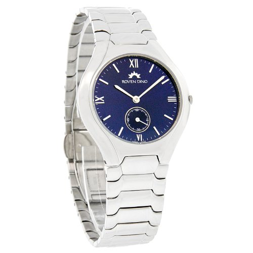 Roven Dino Capri Mens Blue Dial Dress Watch 2019MPP01