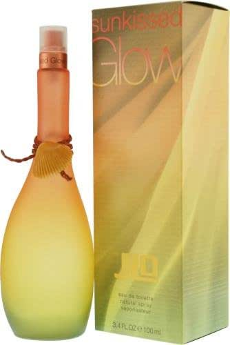 Sunkissed Glow for Women by Jennifer Lopez, Eau De Toilette, 3.4 Ounces