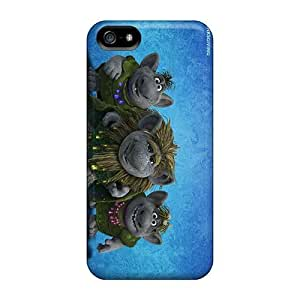 Iphone 5/5s XiF7324ouKx Custom HD The Jungle Book Pictures Scratch Resistant Cell-phone Hard Covers -LauraFuchs