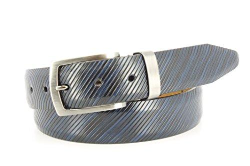 Remo Tulliani 35mm Wide Sylvio Italian Leather Dress - Tulliani Belt Calfskin