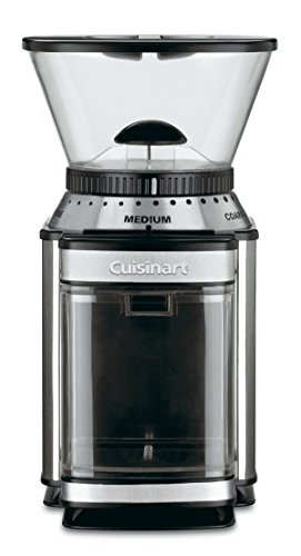 Cuisinart DBM-8 Supreme Grind Automatic Burr Mill, Stainless