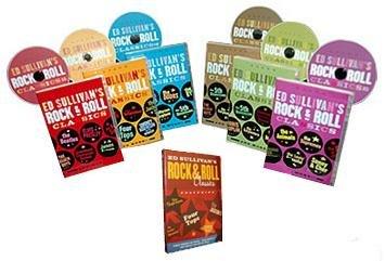 Ed Sullivan's Rock & Roll Classics: 7-DVD - Songs Steppenwolf Top