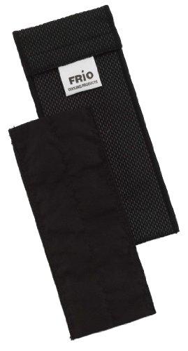 Frio - Borsa isotermica per mantenere l'insulina, colore nero, 6,5 x 18 cm