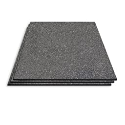 Warmly Yours CeraZorb Insulating Synthetic 5mm Cork Underlayment, 48 x 24\