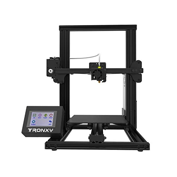 TRONXY XY-3 3D Printer Pro Printing with Large Print Size Full Color LCD Touch Screen...