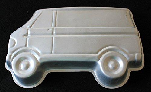 Ambulance Van - Wilton Van / School Bus / Ambulance / RV Cake Pan (502-7652, 1978)