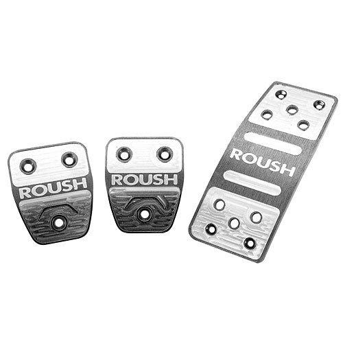 Roush 401370 Billet Pedal Kit, 1 Pack (Manual (07 Mustang Roush Billet)