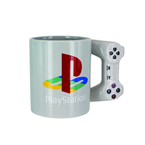 Playstation Controller Mug - Coffee Mug 10oz ()