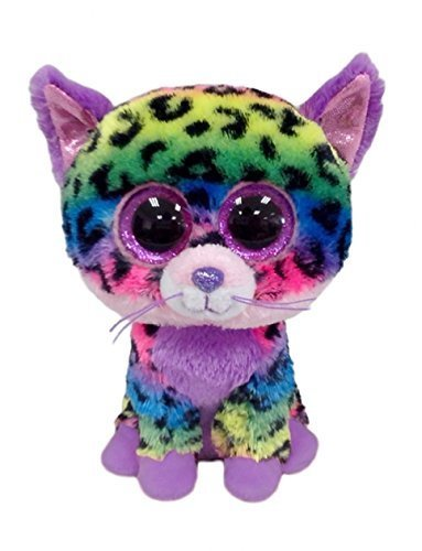 6ab4f9e0913 Image Unavailable. Image not available for. Color  Trixie Ty Beanie Boo  Justice Exclusive ...