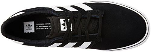 adidas Seeley Premiere - Zapatillas Hombre Black