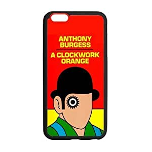 Diy Yourself A Clockwork Orange Pattern Custom cell phone case cover Laser Technology for iphone 6 4.7 L5QcPR04BoD Plus Designed by HnW Accessories