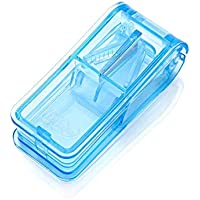 Pill Splitter Cutter for Small Pills or Large/Tablets  Handy Accurate and Easy Pill Cutter