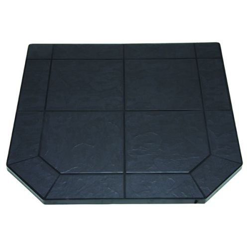 American Panel 40 dl rg Volcanic Sand Tile Double Cut Stove Board, 40 Inch X 40 Inch