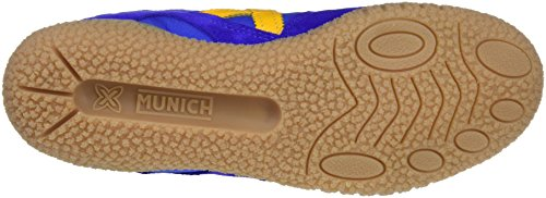 Goal 1374 yellow Adulto blue Munich Multicolor Unisex Zapatillas HTxdqqwA