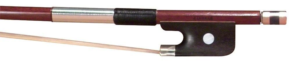 J. LaSalle LB-10V Brazilwood Student Series Viola Bow - Full Size Saga Musical Instruments