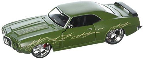 Maisto 1:24 W/B Allstars 1969 Pontiac Firebird Diecast (Firebird Diecast Model Car)