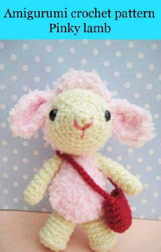 Amigurumi crochet pattern Pinky little lamb