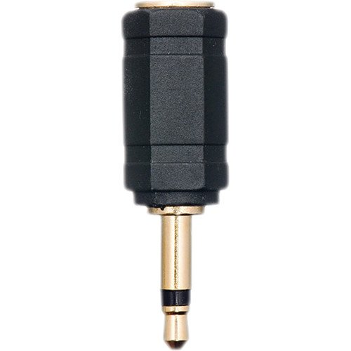 PocketWizard 804-609 MSMM Miniphone Cable Adapter (Black) from PocketWizard