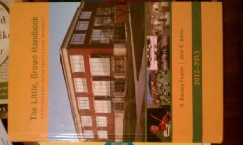 The Little, Brown Handbook - Norfolk State University