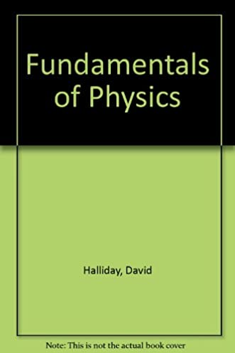 amazon com fundamentals of physics textbook and solutions manual rh amazon com Chegg Solution Manuals Textbook Solution Manuals PDF