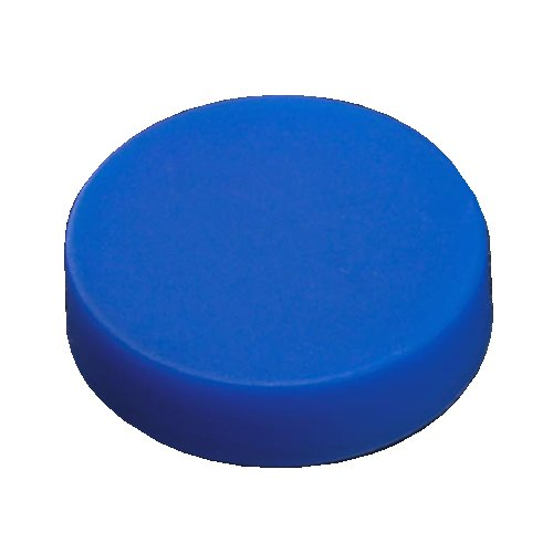 GLOBE SCIENTIFIC 113136 Cap, Snap, PE, Blue, for Flared Top Urine Tube