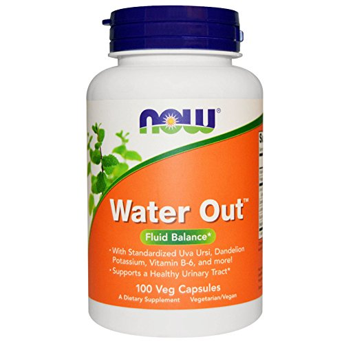 NOW Foods Water-Out(Tm), 100 Vcaps (Pack of 2)