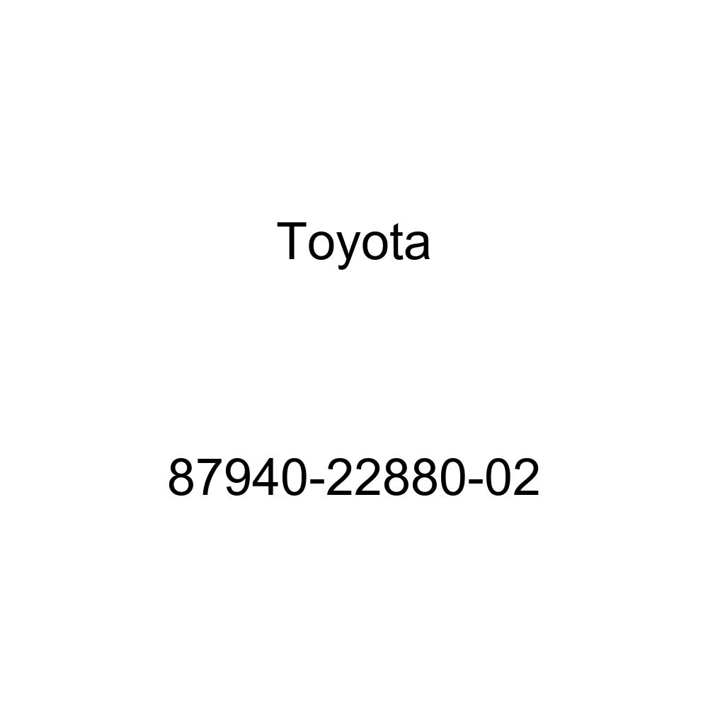 Genuine Toyota 87940-22880-02 Rear View Mirror Assembly