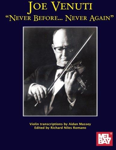 Joe Venuti - Never Before...Never Again