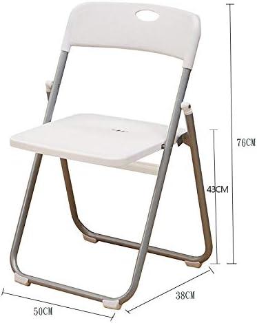 Silla plegable Gangkun silla de oficina, silla de comedor, silla de ordenador, silla de casa