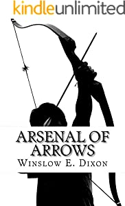 Arsenal of Arrows: 30 Day Devotional Challenge Journal