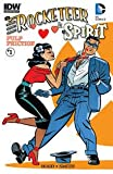 img - for Rocketeer Spirit Pulp Friction #1 Subscription Variant book / textbook / text book