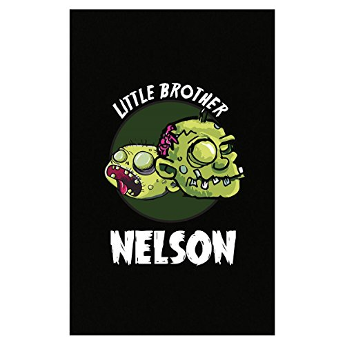 Prints Express Halloween Costume Nelson Little Brother Funny Boys Personalized Gift - Poster -