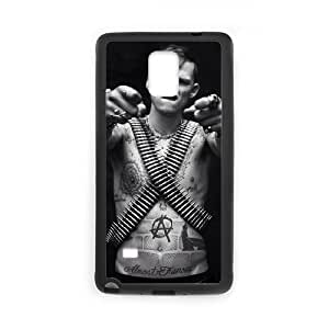 DIY Samsung Galaxy Note 4 Case, Zyoux Custom New Fashion Samsung Galaxy Note 4 Cover Case - MGK