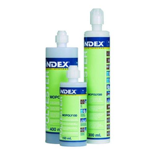 Index MOPOLY170 - Anclaje quimico poliester homologado 170 ml