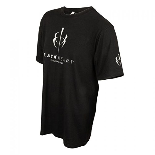 BLACKHEART ARCHERY Short Sleeve T-Shirt, Black, XX-Large