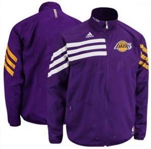 adidas-Chaqueta de chándal, diseño de LOS Angeles Lakers: Amazon ...