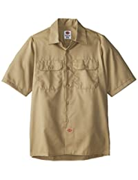 Dickies Boys Big Boys Twill Shirt