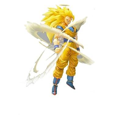 Bandai Super Saiyan 3 Son Goku - Sh Figuarts from Bandai Tamashii Nations