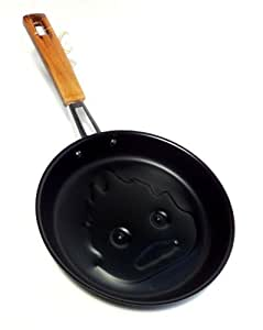 Ghibli Howl's Moving Castle Calcifer Kitchen Tool Pancake pan by Benelic