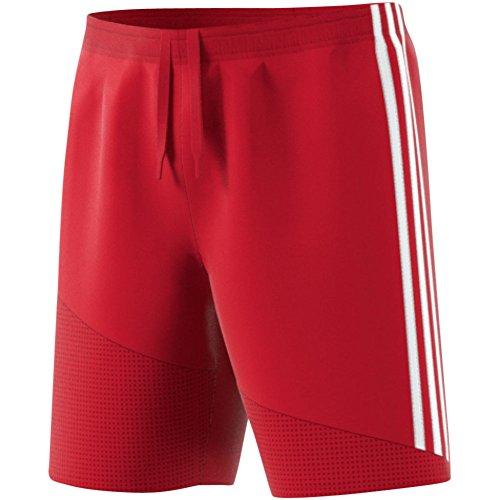 Adidas Custom Fit Shorts - adidas Youth Regista 16 Short Red/White S