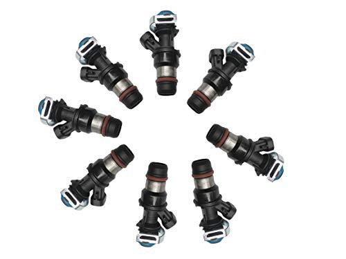 delphi fuel injectors fj10062 - 6