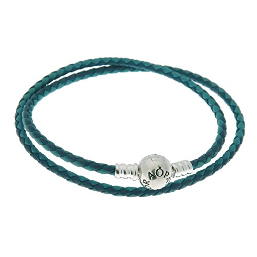 PANDORA Mixed Double Leather Bracelet 590747CBMX product image