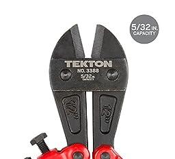 TEKTON 3388 12-Inch Bolt Cutter