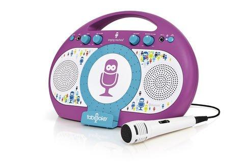 Singing Machine ISM398PB Karaoke System Home