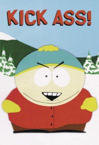Un Poster Surprise en Cadeau! 70cm x 100cm Close Up Poster South Park Kick Ass II