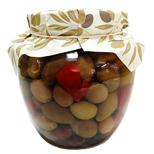 Savor Italia Imported Italian Olive Medley, 54 - Olive Medley