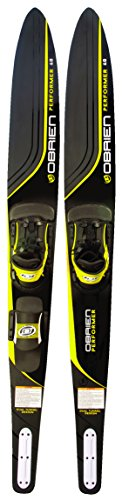 O'Brien Performer Combo Water Skis with X8 Bindings, 68