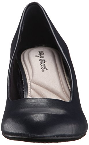 Easy Street Passion Rund Synthetik Stöckelschuhe New Navy