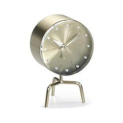 Vitra Tripod Desk Clock by George Nelson